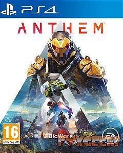 Anthem Edição Standard [PS4]