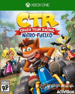 Crash Team Racing: Nitro-Fueled [Xbox One]