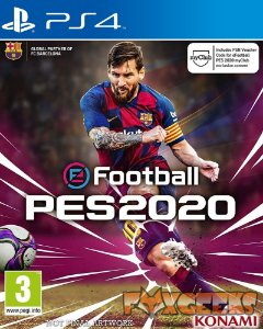 eFootball PES 2020 Standard Edition [PS4]