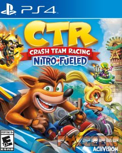 Crash Team Racing Nitro-Fueled [PS4]