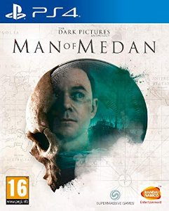 The Dark Pictures Anthology: Man of Medan [PS4]