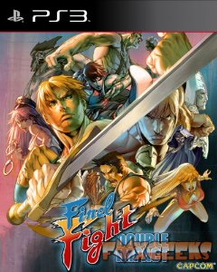 Final Fight Double Impact [PS3]