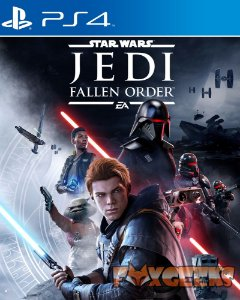STAR WARS Jedi: Fallen Order [PS4]