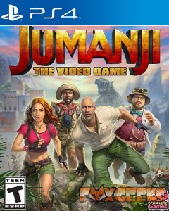 JUMANJI: O Video Game [PS4]