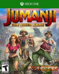 JUMANJI: O Video Game [Xbox One]