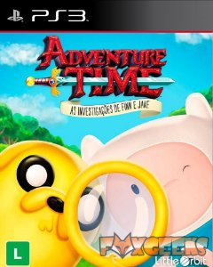 Adventure Time as Investivações de Finn e Jake [PS3]