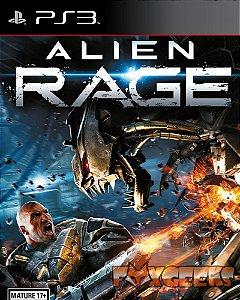 ALIEN RAGE [PS3]