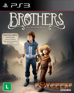BROTHERS A TALE OF TWO SONS [PS3]