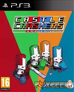 CASTLE CRASHERS [PS3]