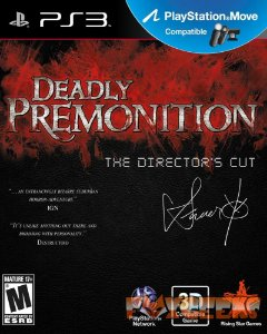 DEADLY PREMONITION THE DIRECTOR'S CUT [PS3]