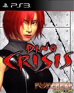 DINO CRISIS (PSONE CLASSIC) [PS3]