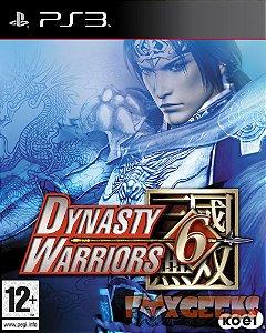DYNASTY WARRIORS 6 [PS3]
