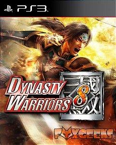 DYNASTY WARRIORS 8 [PS3]