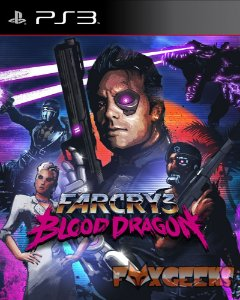 FAR CRY 3 BLOOD DRAGON [PS3]