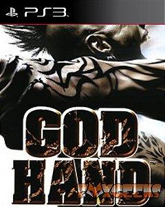 GOD HAND (CLÁSSICO PS2) [PS3]