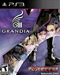 GRANDIA 3 (CLÁSSICO PS2) [PS3]