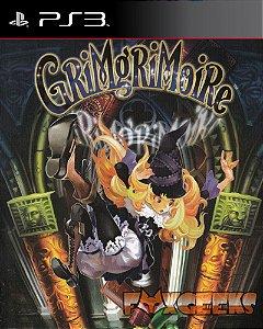 GRIMGRIMOIRE (PS2 CLASSIC) [PS3]