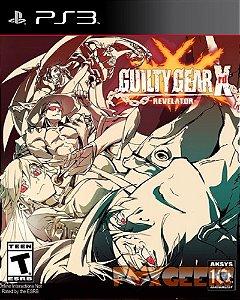 GUILTY GEAR XRD -REVELATOR [PS3]