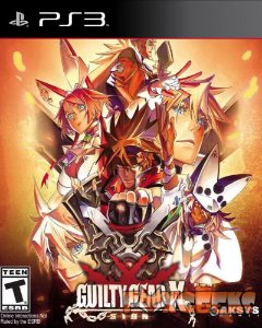 GUILTY GEAR XRD -SIGN [PS3]