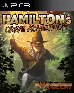 HAMILTONS GREAT ADVENTURE [PS3]
