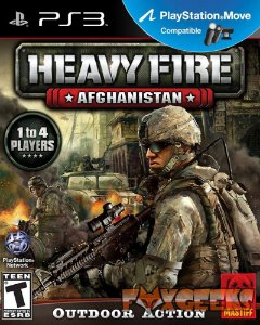 HEAVY FIRE AFGHANISTAN [PS3]