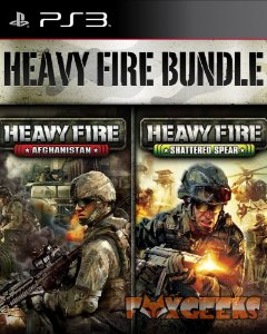 HEAVY FIRE BUNDLE [PS3]