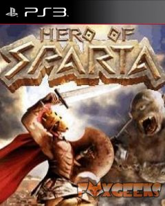 HERO OF SPARTA [PS3]