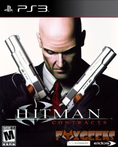 HITMAN CONTRACTS HD [PS3]