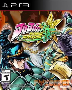 JOJO`S BIZARRE ADVENTURE ALL STARS BATTLE [PS3]