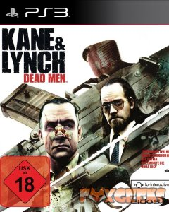 KANE & LYNCH DEAD MEN [PS3]