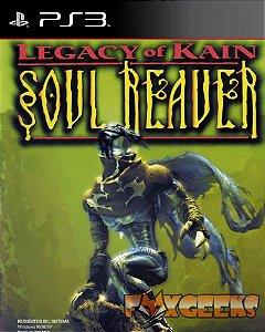 LEGACY OF KAIN SOUL REAVER [PS3]