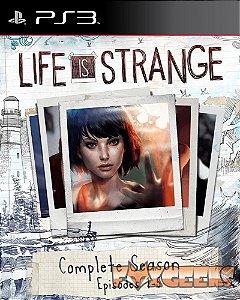 LIFE IS STRANGE TEMPORADA COMPLETA [PS3]