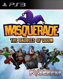 MASQUERADE THE BAUBLES OF DOOM [PS3]