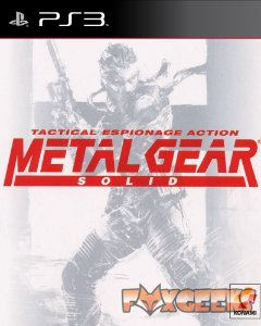 METAL GEAR SOLID CLÁSSICO [PS3]