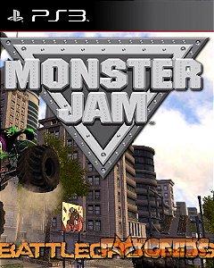 MONSTER JAM BATTLEGROUNDS [PS3]