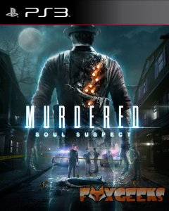 MURDERED SOUL SUSPECT [PS3]