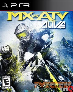 MX VS ATV ALIVE [PS3]