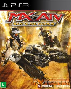MX VS. ATV SUPERCROSS [PS3]