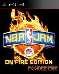 NBA JAM ON FIRE EDITION [PS3]