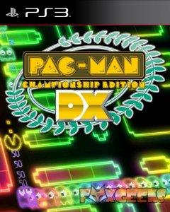 PAC-MAN CHAMPIONSHIP EDITION DX+ [PS3]