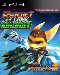 RATCHET & CLANK FULL FRONTAL ASSAULT [PS3]