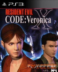 RESIDENT EVIL CODE VERONICA X [PS3]