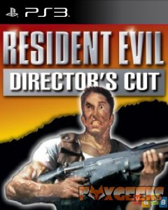 RESIDENT EVIL DIRECTOR'S CUT [PS3]
