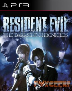 RESIDENT EVIL THE DARKSIDE CHRONICLES [PS3]