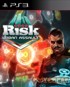 RISK URBAN ASSAULT [PS3]