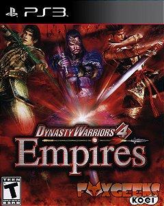 SAMURAI WARRIORS 4 EMPIRES [PS3]