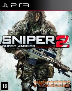 SNIPER GHOST WARRIOR 2 [PS3]