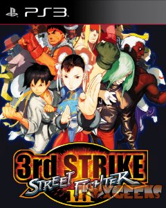 STREET FIGHTER 3 THIRD STRIKE [PS3]