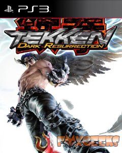 TEKKEN 5 DARK RESURRECTION [PS3]