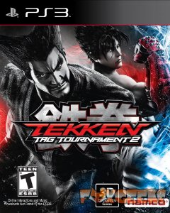 TEKKEN TAG TOURNAMENT 2 [PS3]